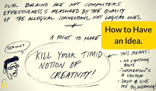 Expand Your View of Creativity