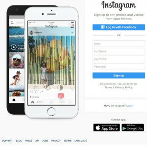 Setting Up Your Instagram