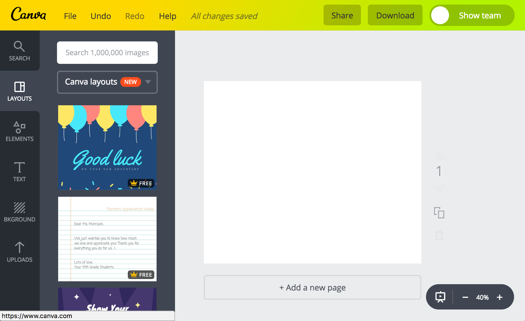 A beginners guide on how to use canva canva blank canvas stopboris Gallery