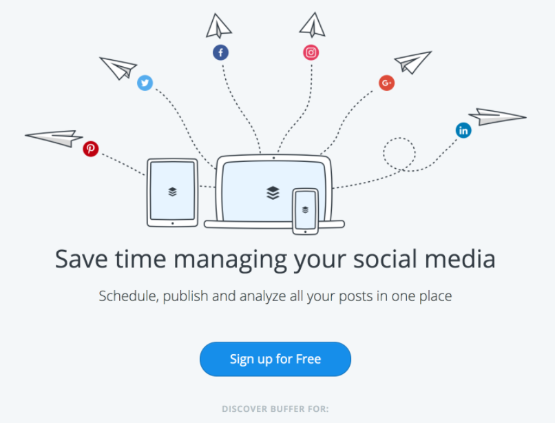 Save time managing your social media