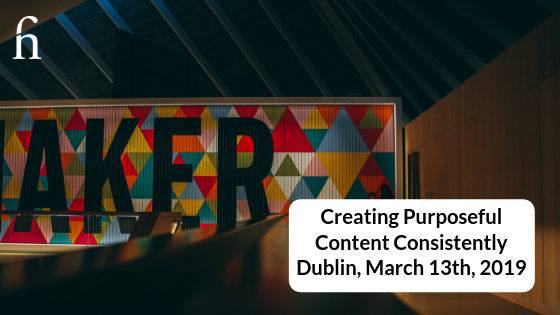 Maker Marketing Event March 2019